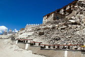 Leh Palace in Ladakh India — Stock Photo
