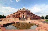 Humayun's Tomb New Delhi tourist destination — ストック写真