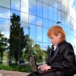 Young business man — Stock Photo #7822892
