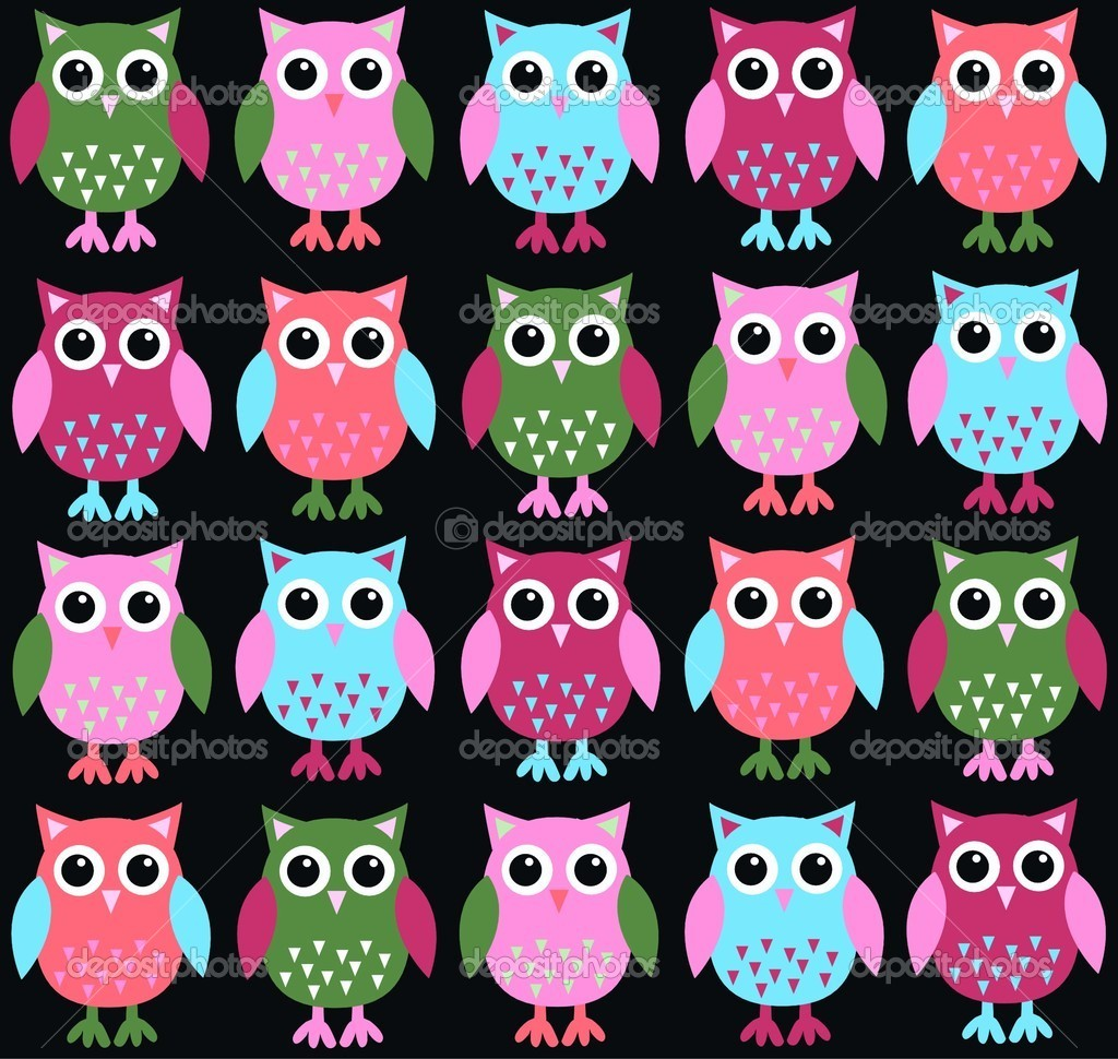 cute owl backgrounds tumblr - photo #35