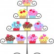 Royalty-Free Stock Vector Image: Cupcakes