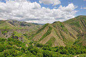 Garni gorge — Stock Photo