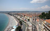 View of Nice France — Stock Photo
