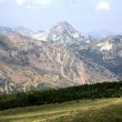 Mountain in park SierrNevadin Spain — Stock Photo #7933551