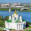 Stock Photo: Annunciation Monastery in Nizhny Novgorod, Russia