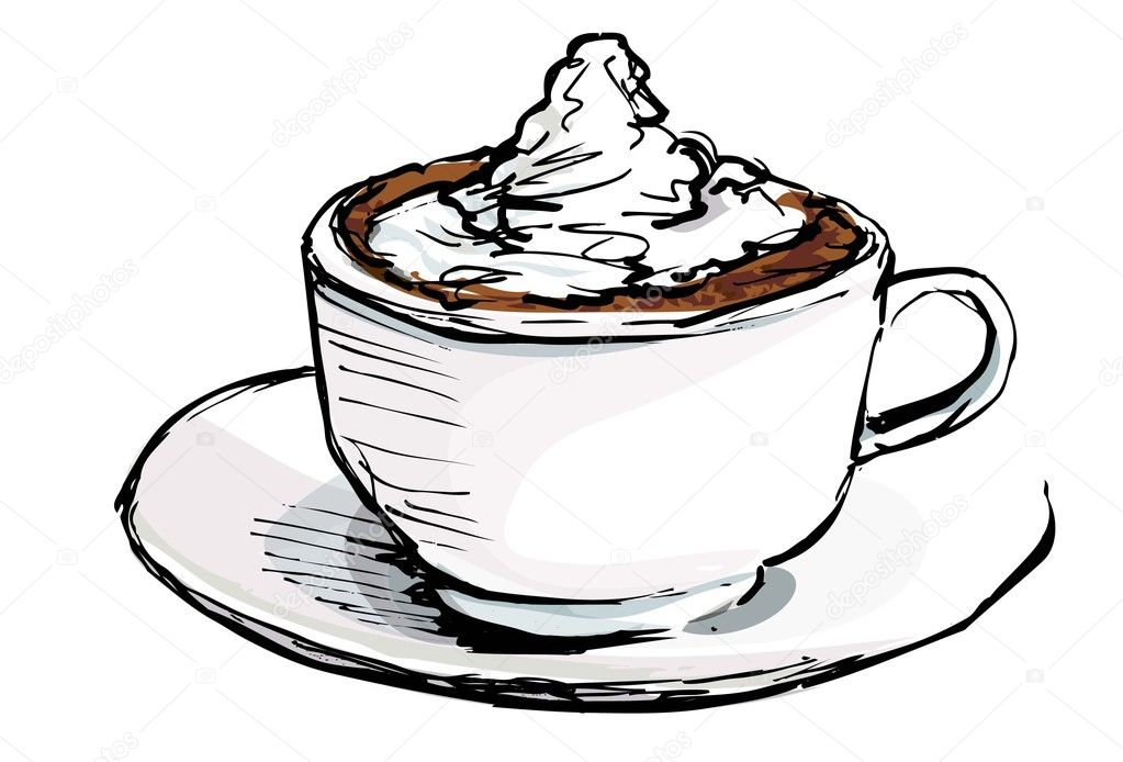Animated Cup of Coffee http://depositphotos.com/7927399/stock-illustration-Cartoon-of-cup-of-coffee-with-cream.html