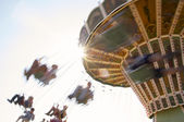Chairoplane — Stock Photo