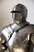 Knight's armor — Stock Photo