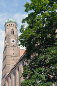 Frauenkirche in Munich — Stock Photo