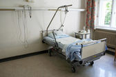 Bed in Hospital — Stock Photo