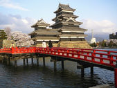 Japanese Castle — Stock Photo