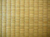 Tatami mat detay — Stok fotoğraf