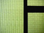 3 Tatami mats (Detail) — Stok fotoğraf