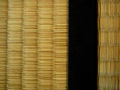 Detail of Tatami Mat — Stock Photo