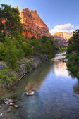 Virgin River — Stock Photo