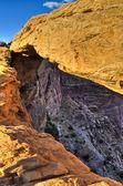 Mesa arch — Stockfoto