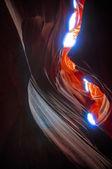 Antelope Canyon — Stock Photo