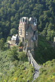 Burg Eltz in the forest — Stock Photo