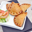 Varias empanadillas — Stock Photo #7777591