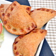 Varias empanadillas — Stock Photo #7778876