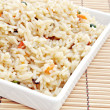 Arroz tres delicias - Zdjcie stockowe