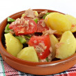 Ensaladde patatas — Stock Photo #7783475
