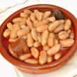 Fabada asturiana - Stock Photo