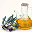 Aceite de oliva — Stock Photo