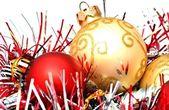 Bolas de navidad — Stockfoto