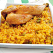 Arroz con pollo — Stock Photo #7790247
