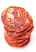 Chorizo — Stock Photo
