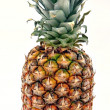 Piña en vertical — Stock Photo