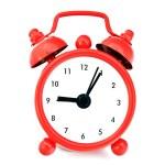 reloj marcando la hora — Foto de Stock