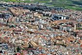 Ciudad andaluza — Foto Stock