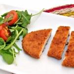 Filete de pollo — Stock Photo