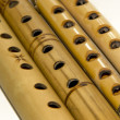 Bamboo flutes — Stock Photo #7913505