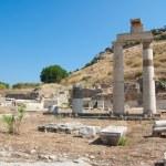 HISTORICAL RUINS OLD CITY SWORD TURKEY — Stock Photo