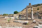 турция меч исторические руины старого города — Стоковое фото