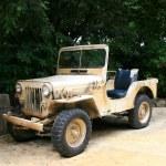 American Jeep — Stock Photo #7836951