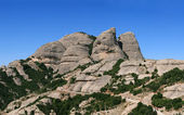Mountain Montserrat — Стоковое фото