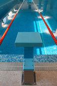 Swimming Lane — Stock Photo
