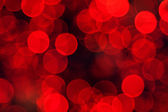 Defocused Red Lights Background — Stock Photo