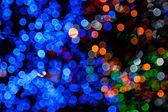 抽象 blured ライト — ストック写真