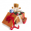 Christmas toys — Stock Photo #7783464