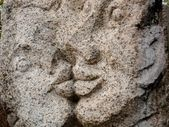Küssende Skulptur / Kuss Skulptur — Stock Photo