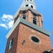 Christ Church Steeple, Old Town Alexandria VA, Georgian Style — Stock Photo