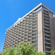 Stock Photo: 1960's High Rise Apartment Building, Rosslyn, VA