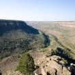 Rio Grande River Gorge, Taos New Mexico — Stock Photo