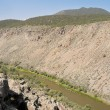 Stock Photo: Rio Grande River Gorge New Mexico, United States
