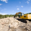 Front End Loader Home Construction Santa Fe USA - Photo
